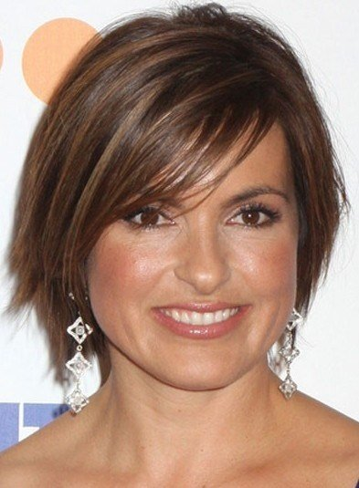 The Best Short Hairstyles For Women Over 40 With Round Faces Bing Pictures