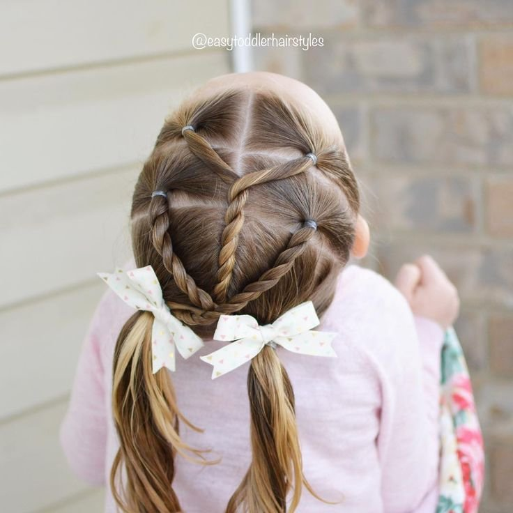 The Best 17 Best Ideas About Easy Toddler Hairstyles On Pinterest Pictures
