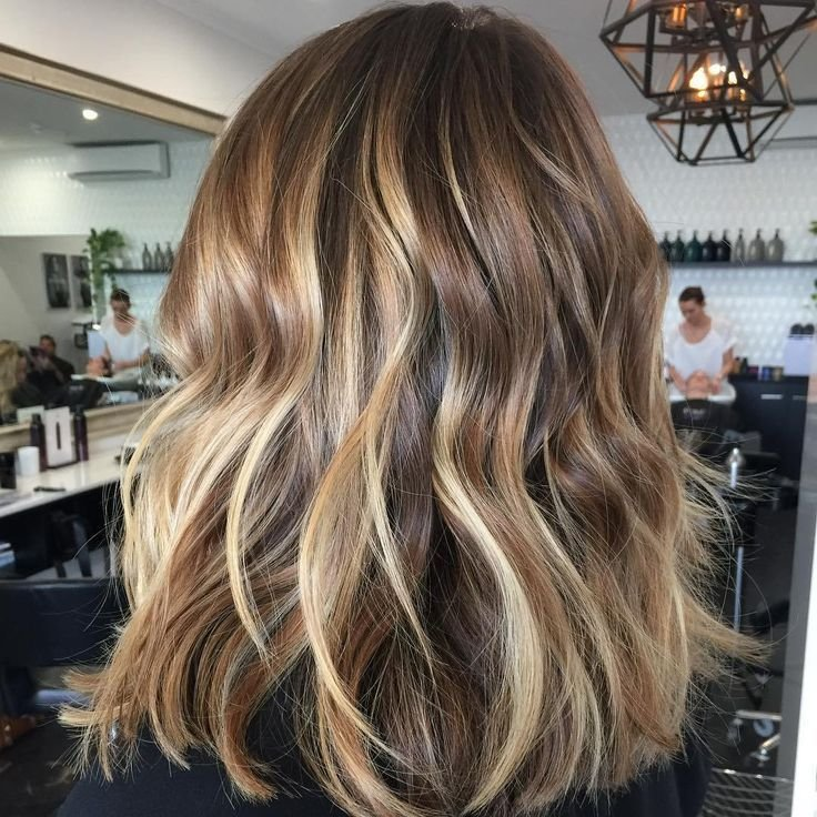 The Best 45 Ideas For Light Brown Hair With Highlights And Pictures