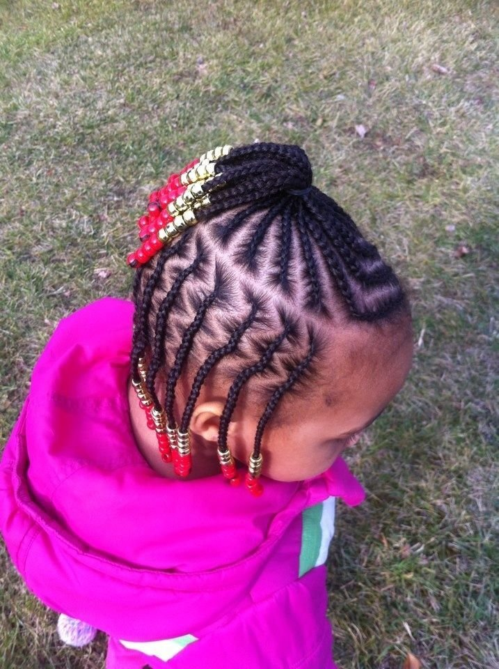 The Best Braid Hairstyles For Little Girls Braid Hairstyles For Pictures