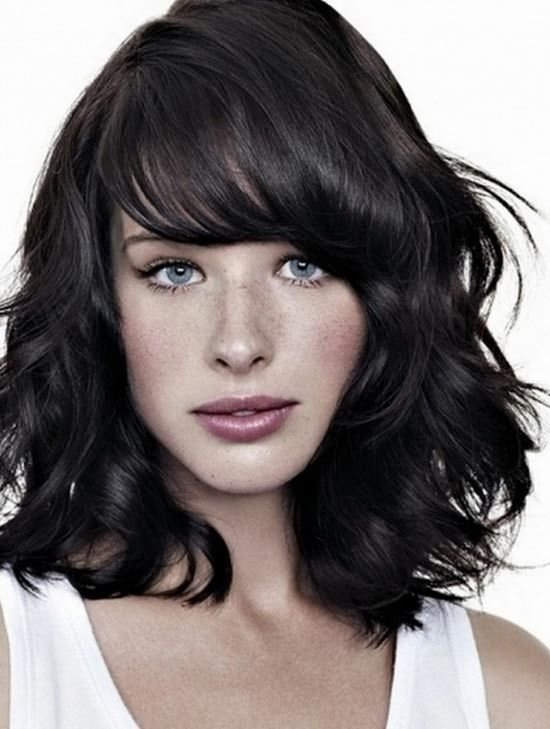 The Best Top 10 Layered Hairstyles For Shoulder Length Hair My Pictures
