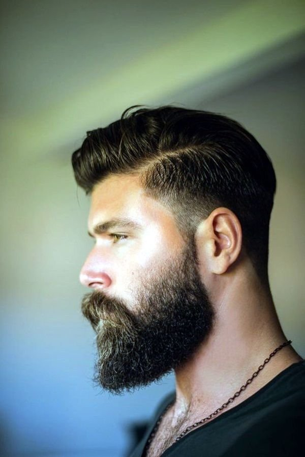 The Best 780 Best Images About Fade Haircuts With Beard On Pictures