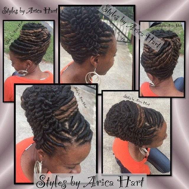 The Best Stuffed Twist Hairstyles Black Hair Styles By Arica Hart Pictures