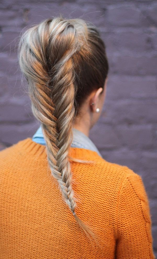 The Best 25 Best Ideas About Fishtail Ponytail On Pinterest Pictures