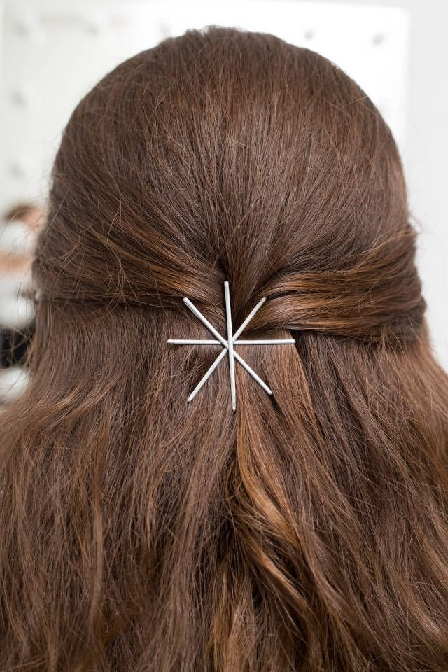 The Best Best 25 Bobby Pin Hairstyles Ideas On Pinterest Pictures