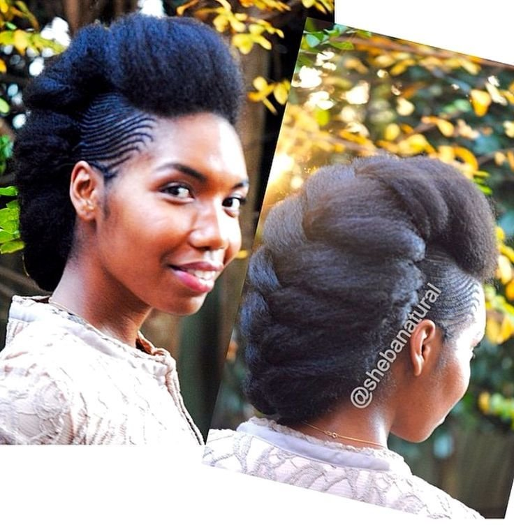 The Best 1000 Ideas About Black Hairstyles Updo On Pinterest Pictures