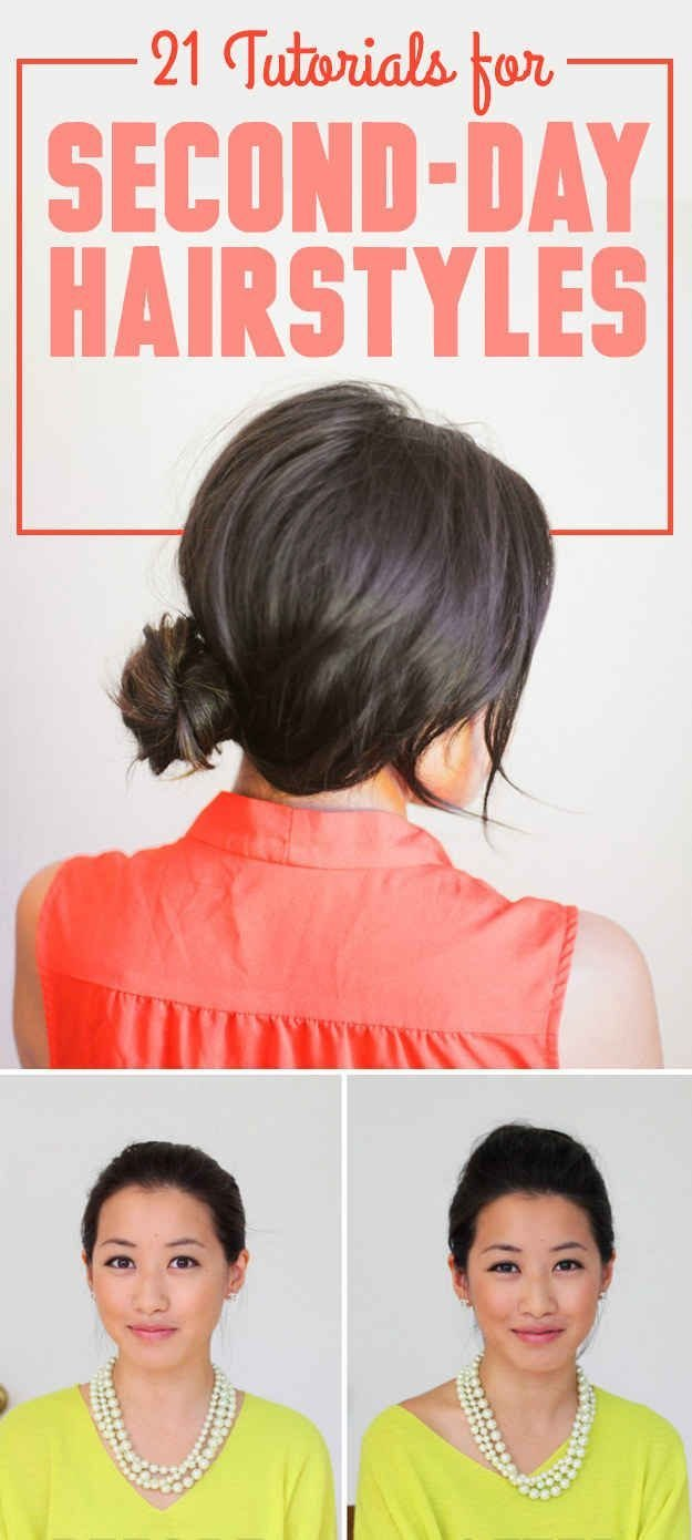 The Best 17 Best Ideas About Second Day Hairstyles On Pinterest Pictures