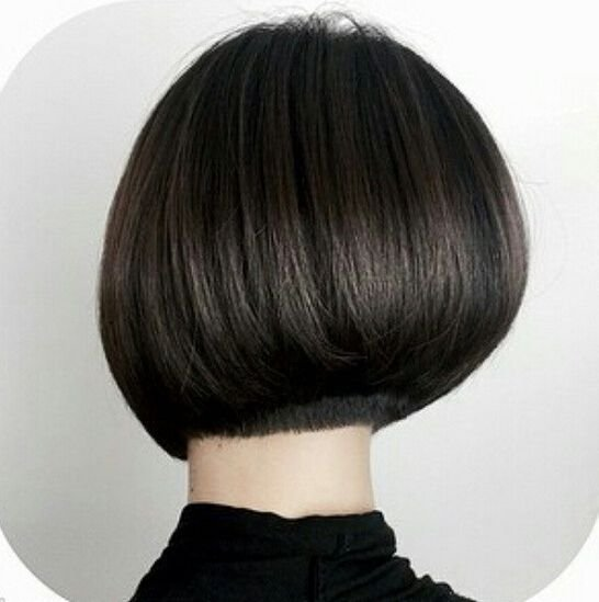 The Best 17 Ideas About Bob Haircut Back On Pinterest Bobbed Pictures