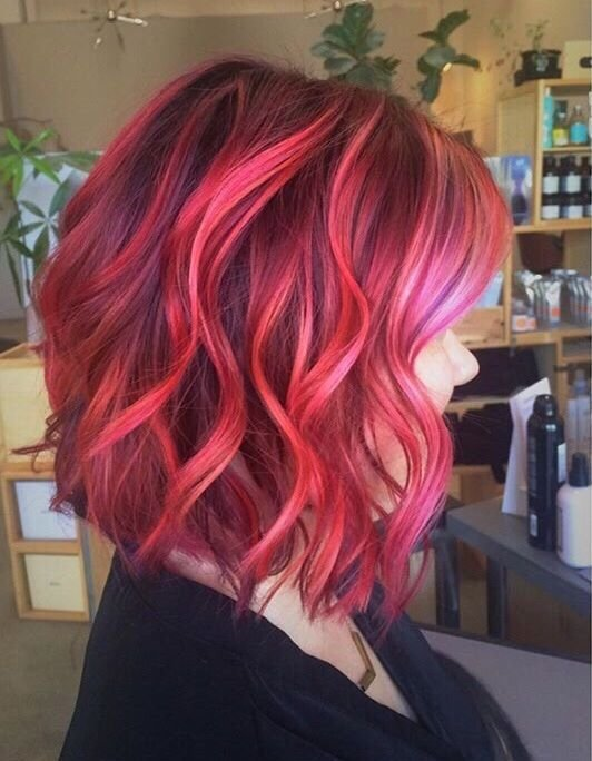 The Best 25 Best Ideas About Sunset Hair On Pinterest Colourful Pictures