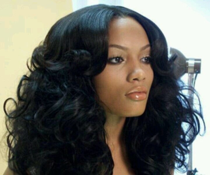 The Best 39 Best Images About Weave Hairstyles On Pinterest Black Pictures