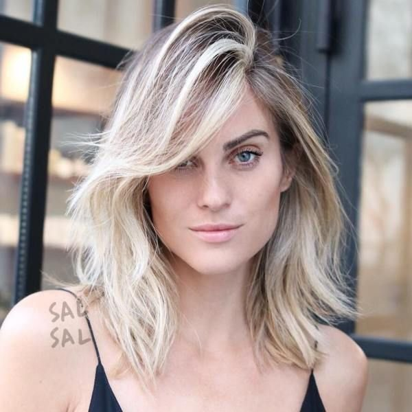 The Best 25 Best Ideas About Hairstyles With Side Bangs On Pictures