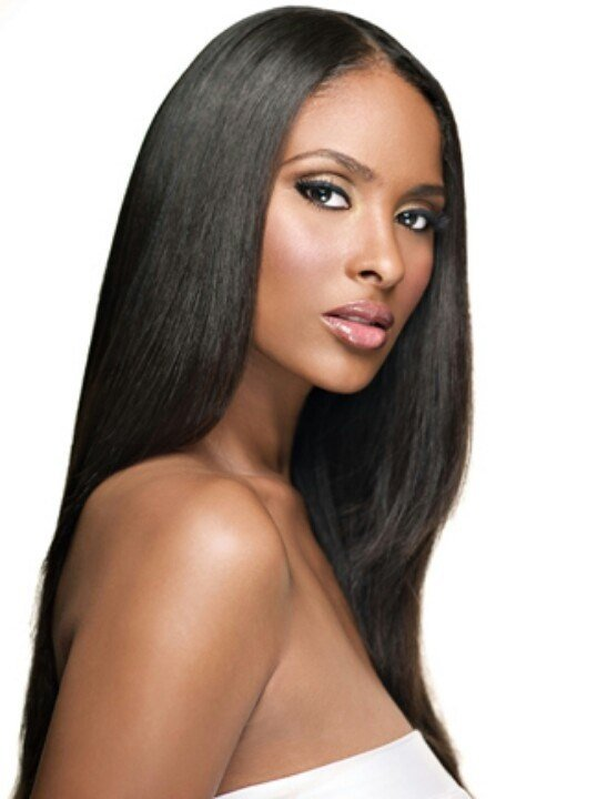 The Best Bone Straight Relaxed Hair Hair Relaxed Weaved Wigs Pictures