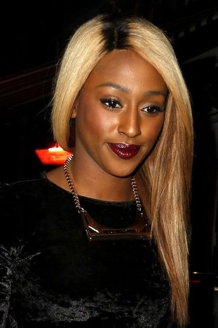 The Best Black Women With Blonde Hair Long Straight Dark To Blond Pictures