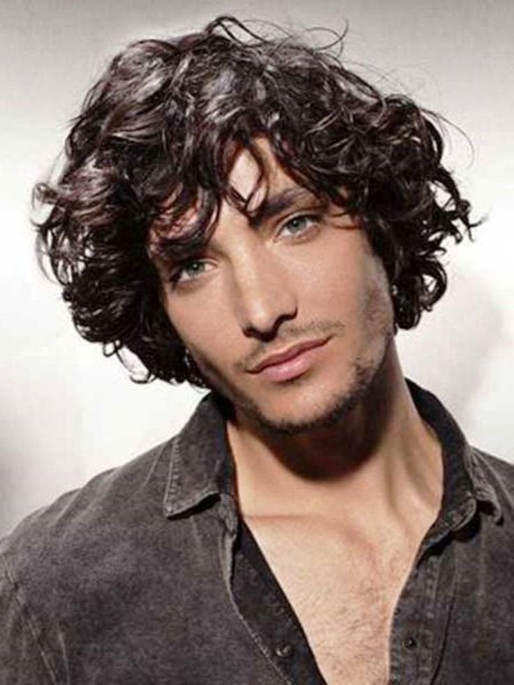 The Best Curly Hairstyles Men Haircuts For Curly Hair 2014 The Pictures