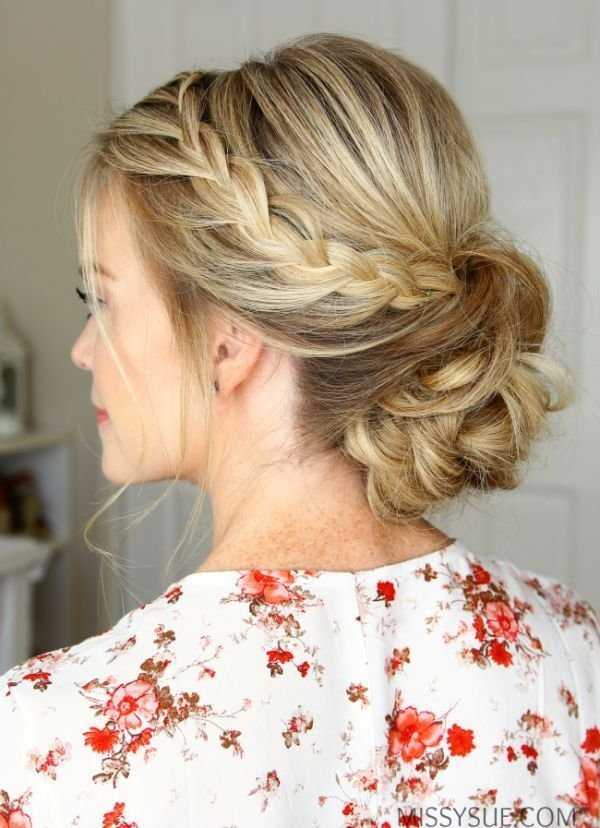 The Best 25 Best Ideas About Formal Bun On Pinterest Wedding Pictures