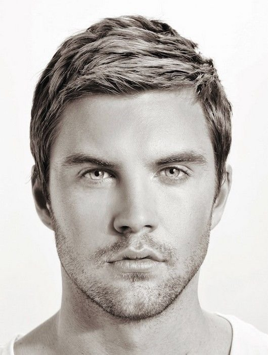 The Best Oblong Face Men Hairstyle Google Search Long Hair Don Pictures