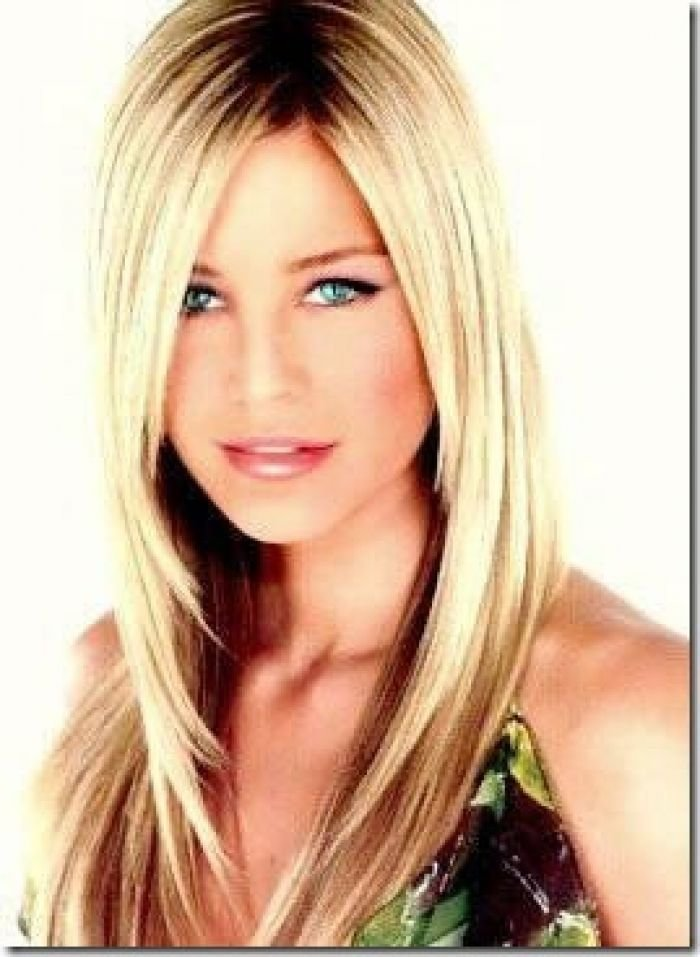 The Best Pics Of Long Hairstyles For Fine Straight Hair Styles Pictures