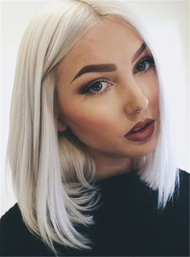 The Best Best 20 Middle Part Hairstyles Ideas On Pinterest Pictures
