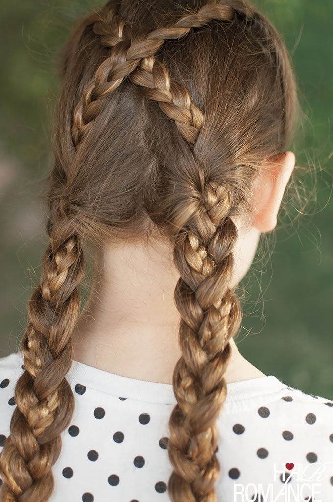 The Best Here's A Fun Hairstyle Tutorial That's Great For Girls To Pictures
