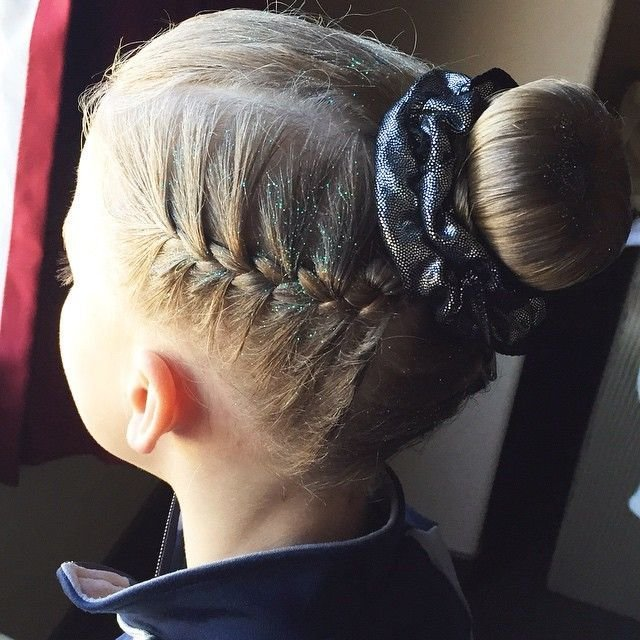 The Best 1000 Ideas About Gymnastics Hairstyles On Pinterest Pictures