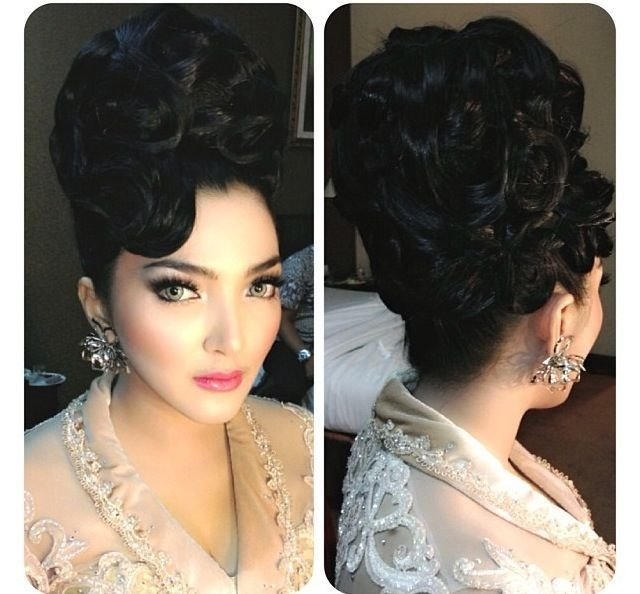 The Best 1000 Ideas About Big Hair Updo On Pinterest Big Wedding Pictures