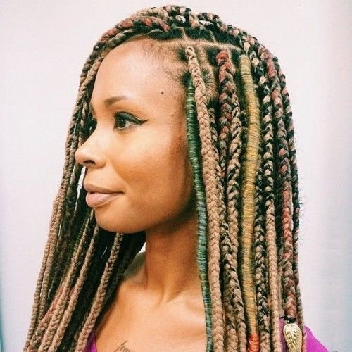 The Best 1000 Ideas About Individual Braids On Pinterest Ghana Pictures