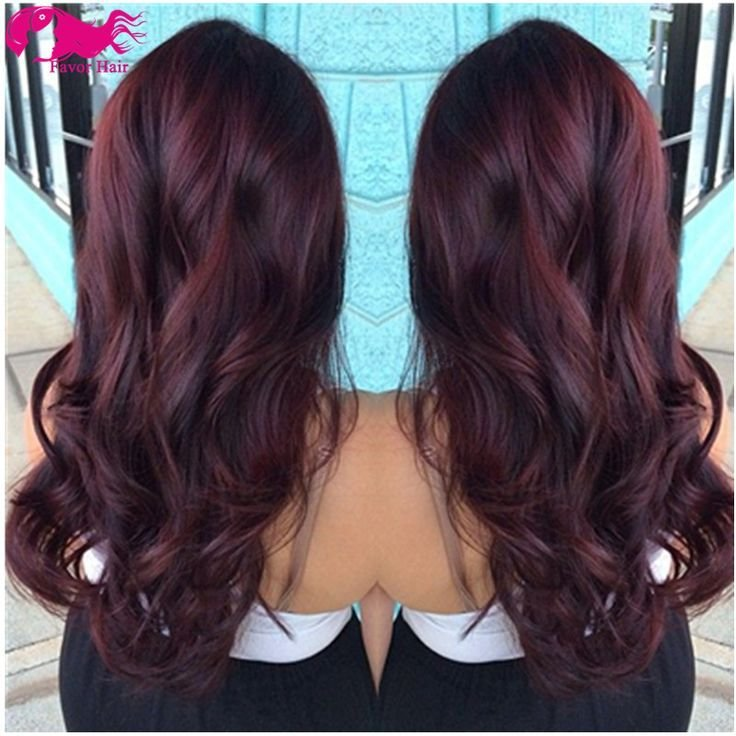 The Best 1000 Ideas About Wine Hair On Pinterest Burgundy Hair Pictures