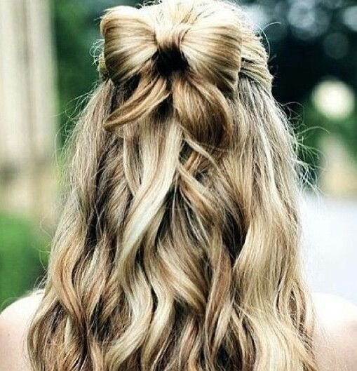 The Best Bow Hairstyle Hair Styles Pinterest Hair Bows Hair Pictures