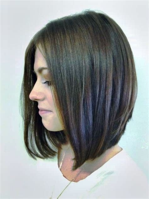 The Best Angled Bob Back To Post Long Angled Bob Hairstyles Pictures