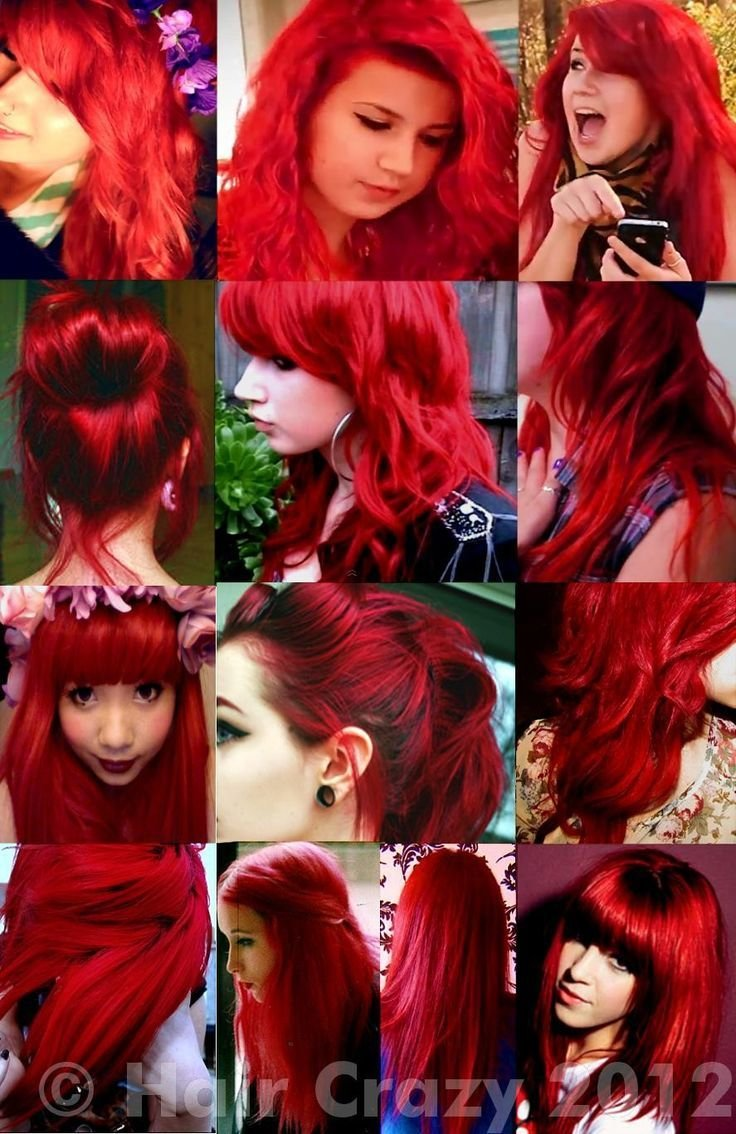 The Best Best 20 Bright Red Hair Dye Ideas On Pinterest Pictures