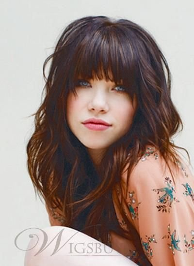 The Best 25 Best Ideas About Straight Bangs On Pinterest Bangs Pictures