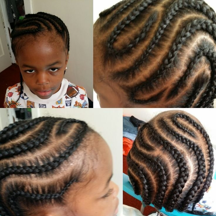 The Best Little Boy Hairstyles Natural Hair Style Braids Pictures
