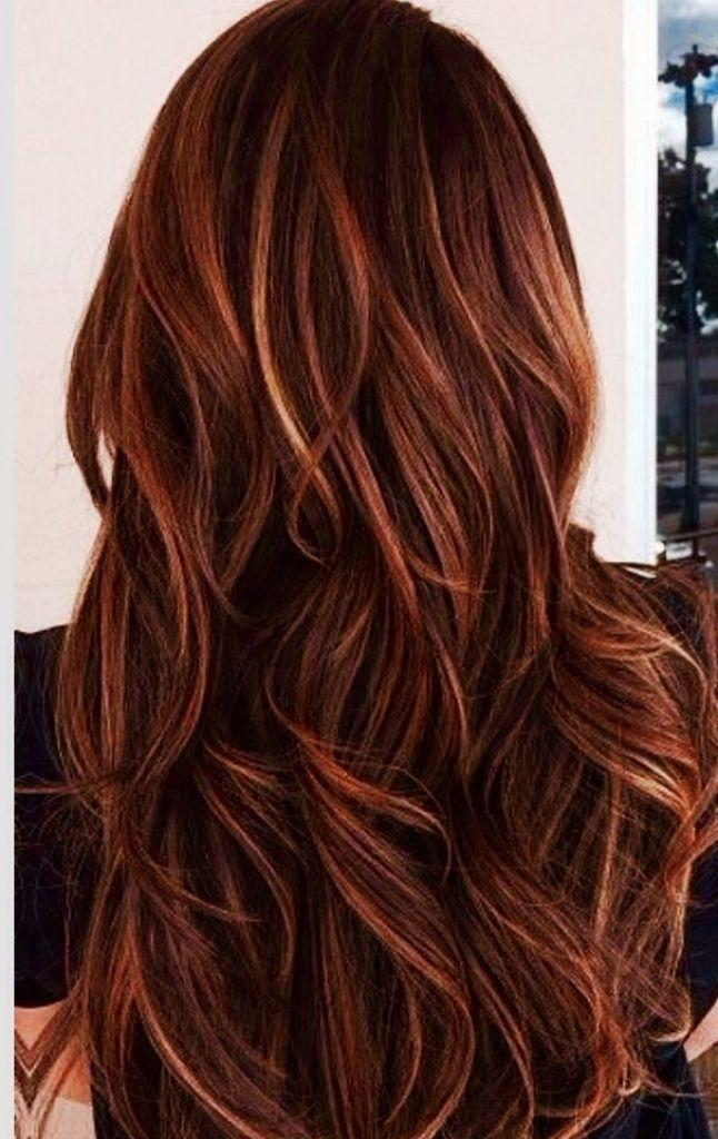 The Best 25 Best Ideas About Auburn Hair Highlights On Pinterest Pictures