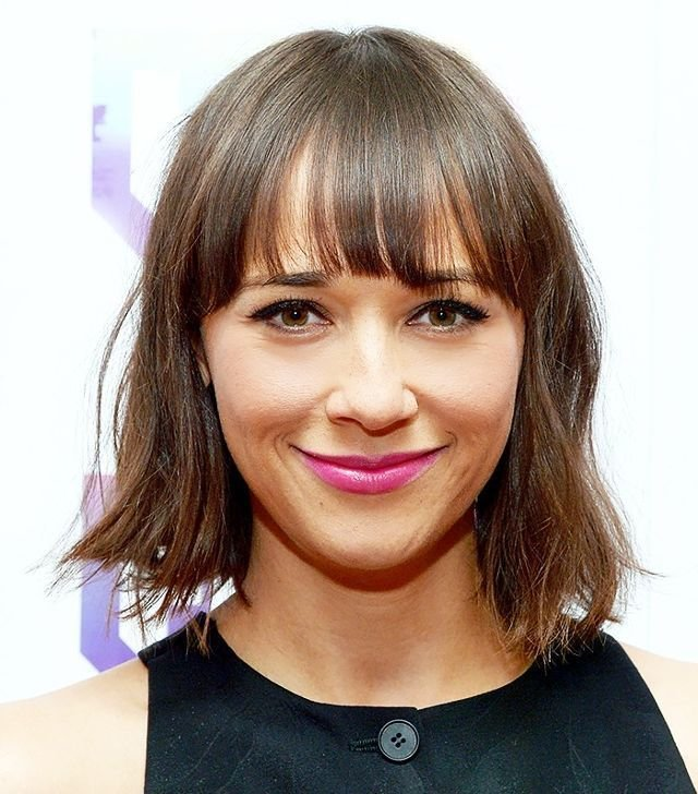 The Best 25 Best Ideas About Thin Hair Bangs On Pinterest Full Pictures