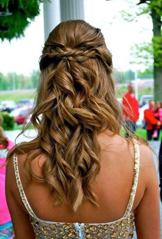 The Best 20 Best Prom Hair Ideas 2017 Prom Hairstyles For Long Pictures