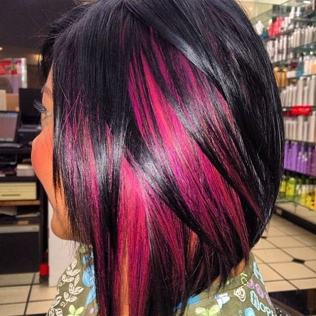 The Best 25 Best Ideas About Peekaboo Color On Pinterest Peekaboo Highlights Red Peekaboo Highlights Pictures