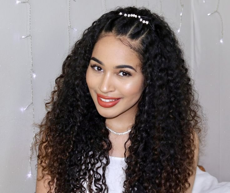The Best Best 25 Curly Prom Hairstyles Ideas On Pinterest Curly Pictures