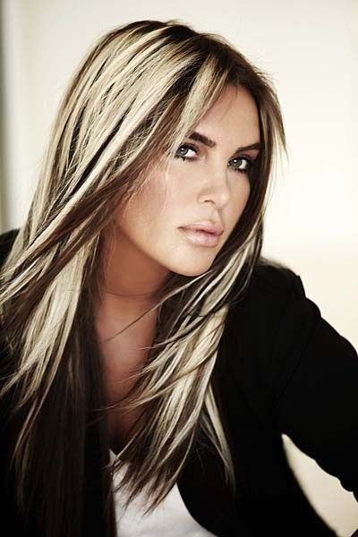 The Best Brown Hair With Blonde Highlights Pinterest Blonde Hair Pictures