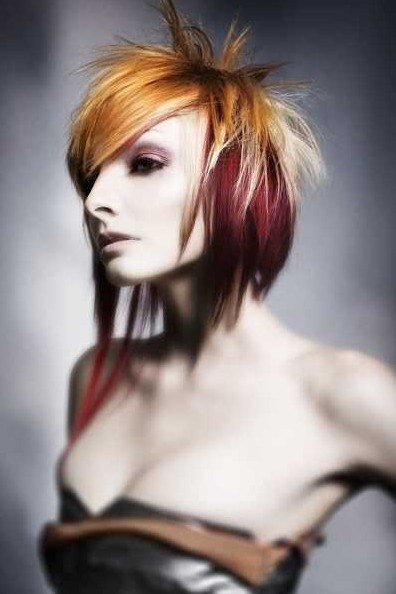 The Best 50 Best Images About Hairstyles Punk On Pinterest Pictures