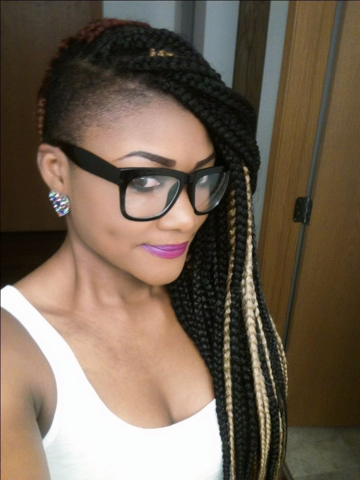 The Best 25 Best Ideas About Braids With Shaved Sides On Pinterest Pictures