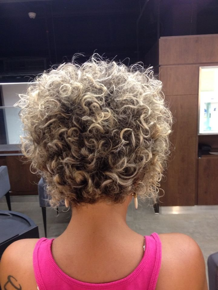 The Best 25 Best Ideas About Curly Stacked Bobs On Pinterest Pictures