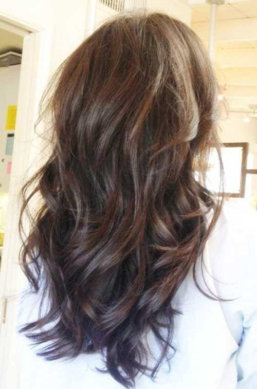 The Best 17 Best Ideas About Long Wavy Haircuts On Pinterest Mid Pictures