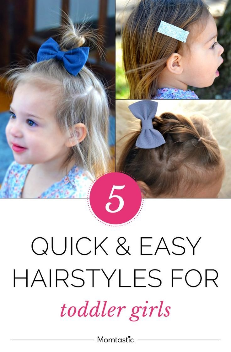 The Best 25 Best Ideas About Easy Toddler Hairstyles On Pinterest Pictures