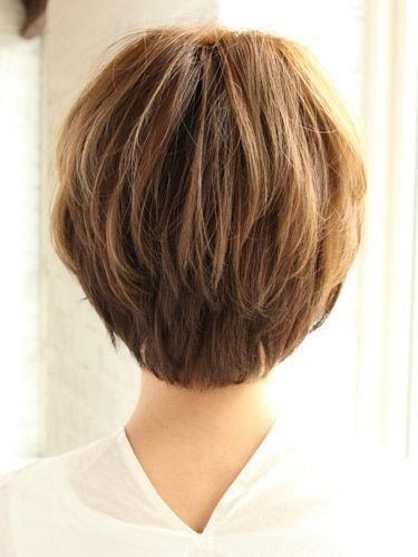 The Best Short Haircuts For Women Over 50 Back View Bing Images Pictures