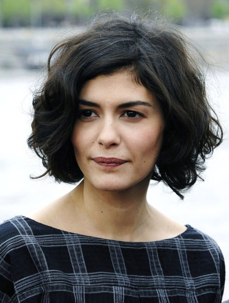 The Best Audrey Tautou Has Cool Hair Notable Pinterest Audrey Pictures