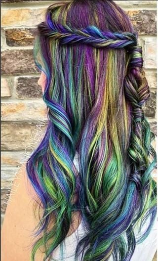 The Best 17 Best Ideas About Wild Hair Colors On Pinterest Pictures