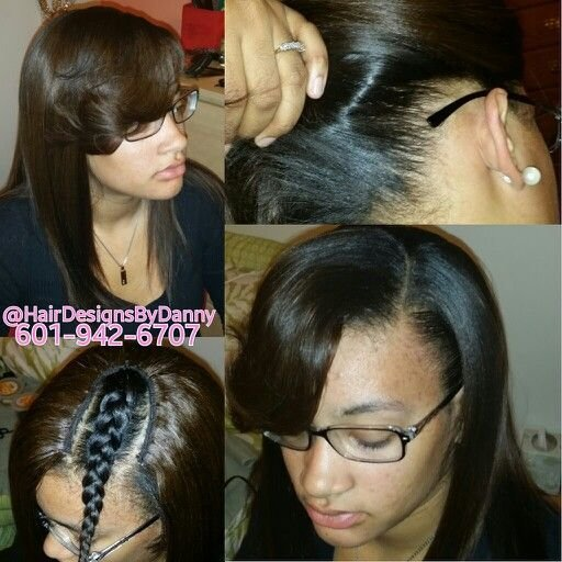 The Best 17 Best Ideas About Partial Sew In On Pinterest Medium Pictures