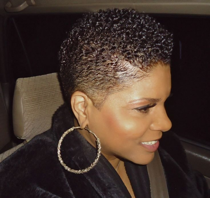 The Best Short Natural Black Hair Slicked Down Natural Hair Pictures