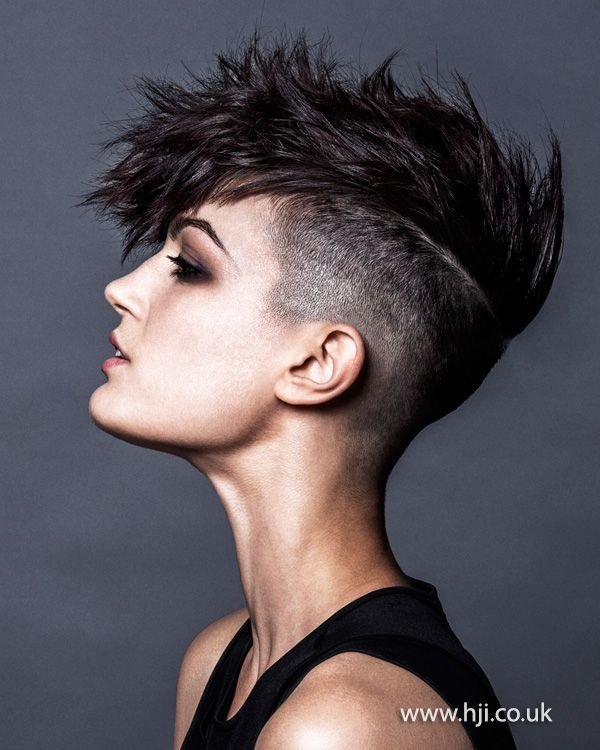 The Best 25 Best Ideas About Short Mohawk Hairstyles On Pinterest Pictures