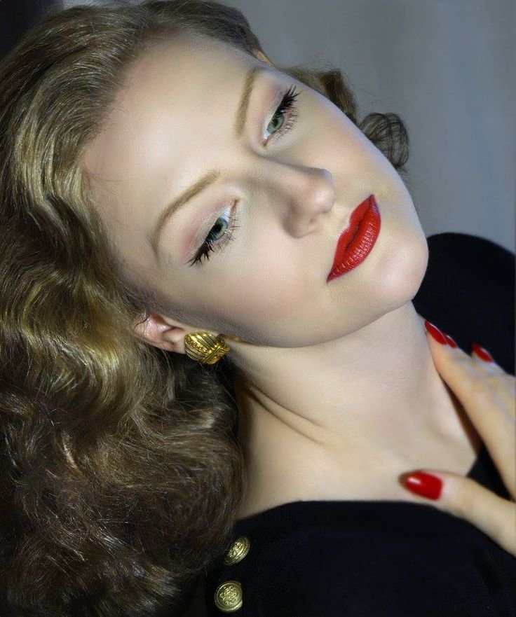 The Best 25 Best Ideas About 1940S Makeup On Pinterest 1940S Pictures